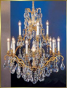 Chandelier Model: CL 9013 FG