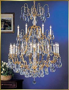 Chandelier Model: CL 9019 FG