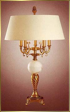 Table Lamps Model: CM-365-5T