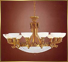 Chandelier Model: CM-6122-12RB
