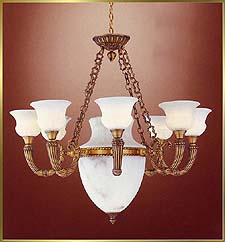 Chandelier Model: CM-6179-8RB