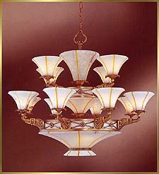 Chandelier Model: CM-6180-12RB