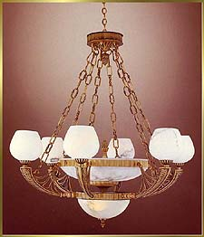 Chandelier Model: CM-6240-6RB
