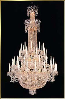 Entryway Chandeliers Model: CS 7037