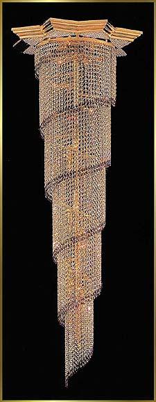 Chandelier Model: CS 7056-26