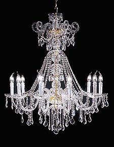 Chandelier Model: DREAM 10L
