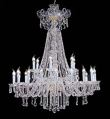 Chandelier Model: DREAM 24L