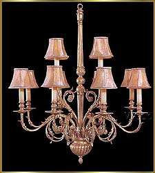 Wrought Iron Chandeliers Model: G20060-8-4