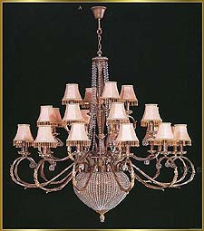 Wrought Iron Chandeliers Model: G20191-24