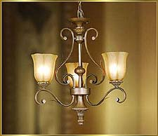 Neo Classical Chandeliers Model: KB0002-3H