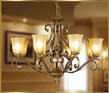 Neo Classical Chandeliers Model: KB0002-8H