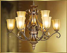 Neo Classical Chandeliers Model: KB0002-9H
