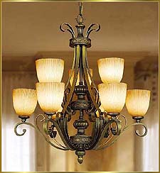 Neo Classical Chandeliers Model: KB0015-9H