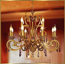 Neo Classical Chandeliers Model: KB0020-12H