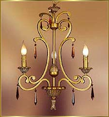 Neo Classical Chandeliers Model: KB0020-3H