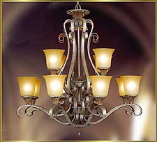 Neo Classical Chandeliers Model: KB0033-12H
