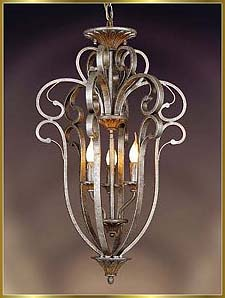 Neo Classical Chandeliers Model: KB0033-3H