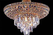 Flush Mount Chandeliers Model: LD P 1101