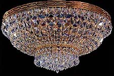 Flush Mount Chandeliers Model: LD P 1123