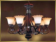 Classic Chandeliers Model: MD8932-8