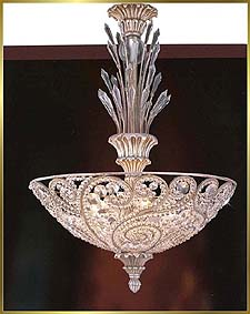 Classic Chandeliers Model: MD8955-4P