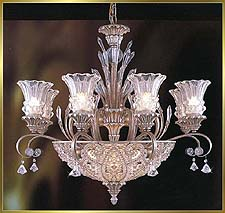Classic Chandeliers Model: MD8955-8B