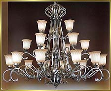 Neo Classical Chandeliers Model: MD8962-21