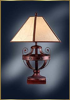 Table Lamps Model: MG-3050
