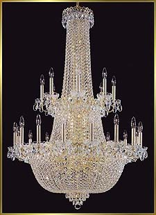Large Chandeliers Model: MG-5250