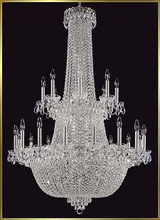 Hospitality Chandeliers Model: MG-5250 CH