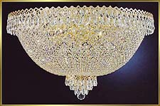 Crystal Chandeliers Model: MG-5270-FM