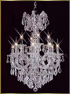 Chandelier Model: MG-5430 CH
