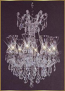 Chandelier Model: MG-5440 CH
