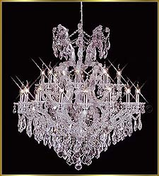 Chandelier Model: MG-5450 CH