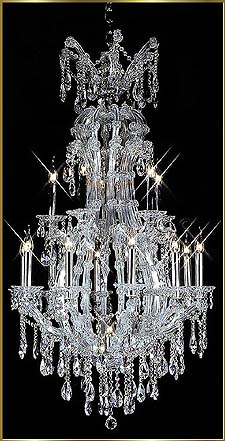 Chandelier Model: MG-5470 CH