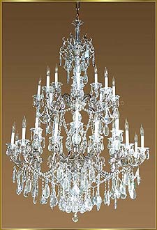 Large Chandeliers Model: MG-5705