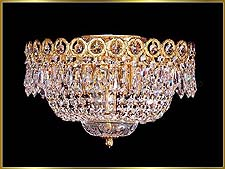 Flush Mount Chandeliers Model: MG-7000