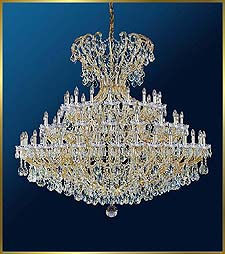 Maria Theresa Chandeliers Model: ML-1020