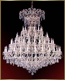 Chandelier Model: ML-1100 CH
