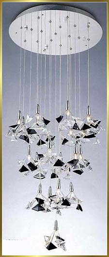 Contemporary Chandeliers Model: MP33099-19