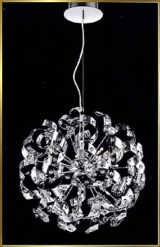 Contemporary Chandeliers Model: MP44019-13