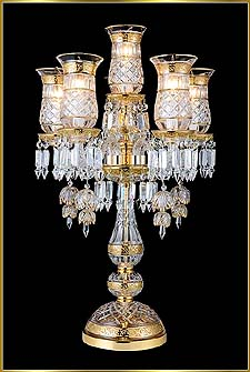 Chandelier Model: MT9850-6-TL