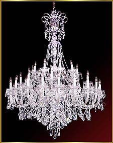 Traditional Chandeliers Model: MU 1300