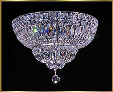 Flush Mount Chandeliers Model: MU-1336