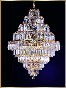 Crystal Chandeliers Model: MU 1503