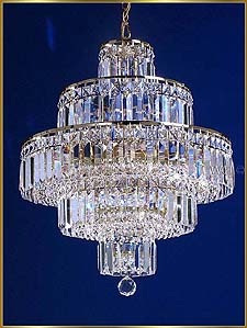 Swarovski Chandeliers Model: MU 1511 CH