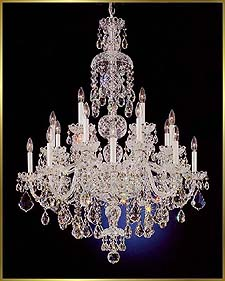 Traditional Chandeliers Model: MU-2129