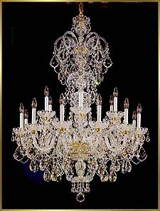 Traditional Chandeliers Model: MU-2131