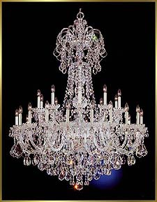 Traditional Chandeliers Model: MU-2132