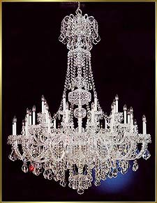 Traditional Chandeliers Model: MU-2133